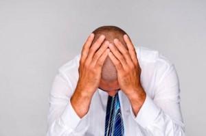 depressione causa dell'insonnia
